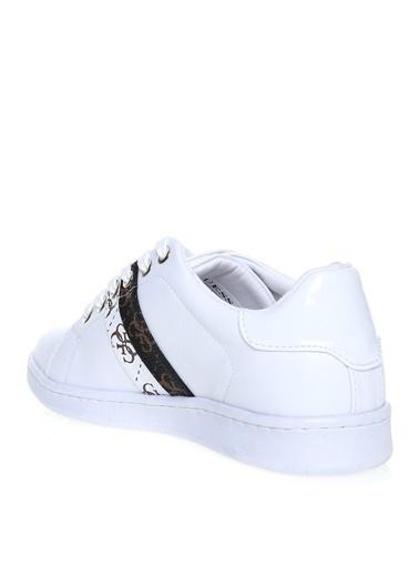 Guess Guess Beyaz Sneaker Beyaz